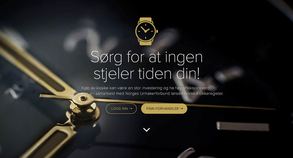 Norsk Klokkeregister