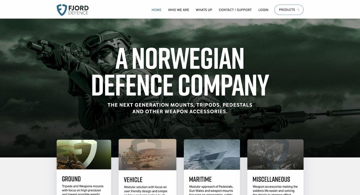 Fjord Defence